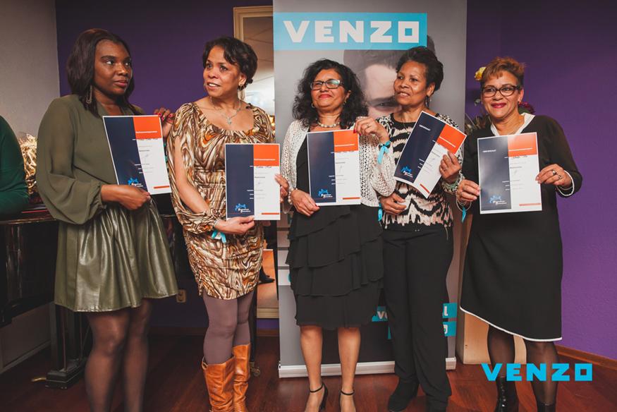 Venzo - Vrijwilligersdag 2015 © Les Adu