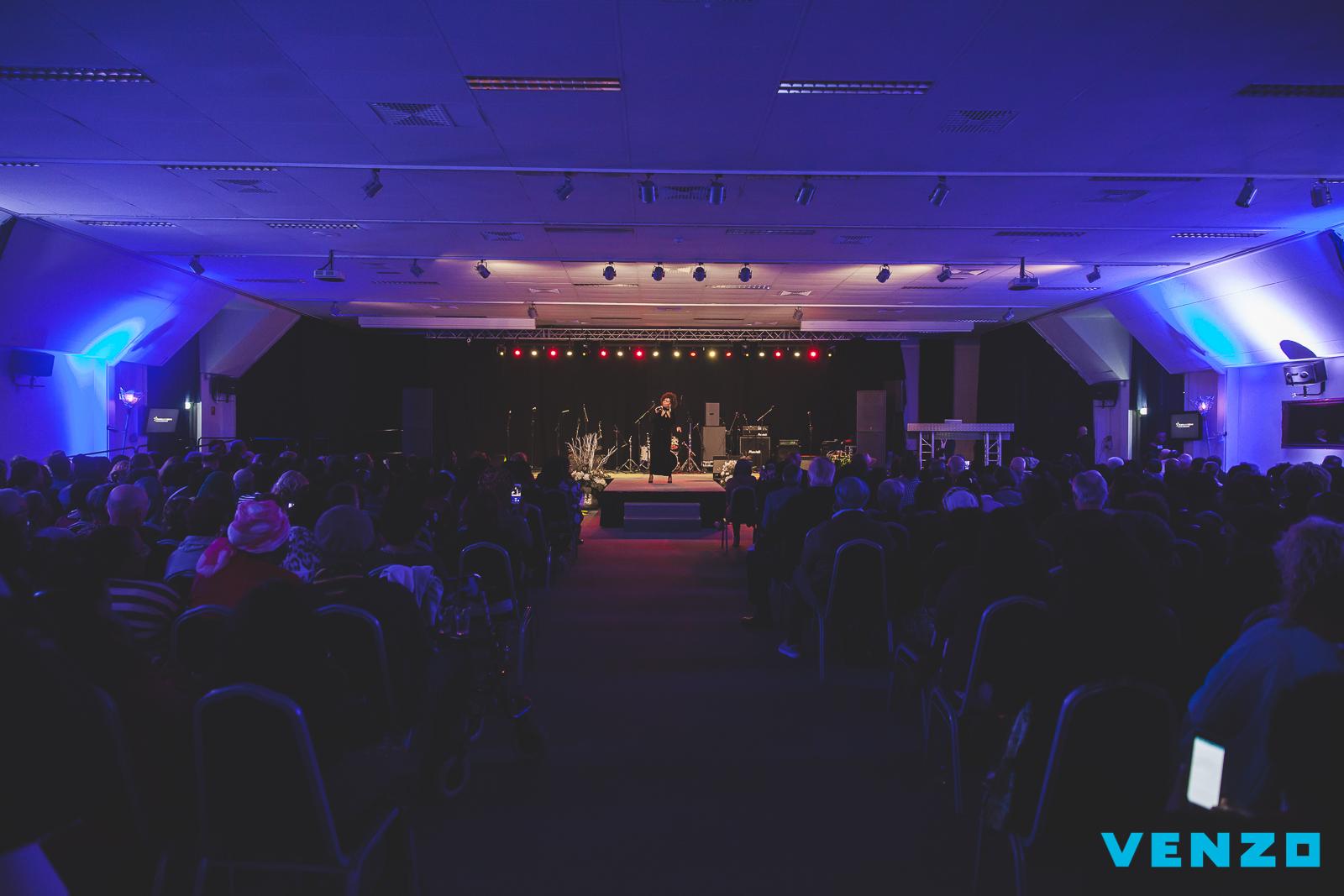 Venzo - Vrijwilligersdag 2016 © Les Adu